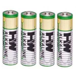 Hi-Watt Alkaline AA Battery - Broadcast Lighting