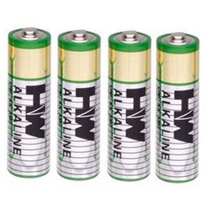 Hi-Watt Alkaline AAA Battery - Broadcast Lighting