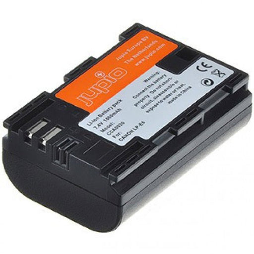 Jupio 1700mAh Battery for Canon LP-E6 - Broadcast Lighting