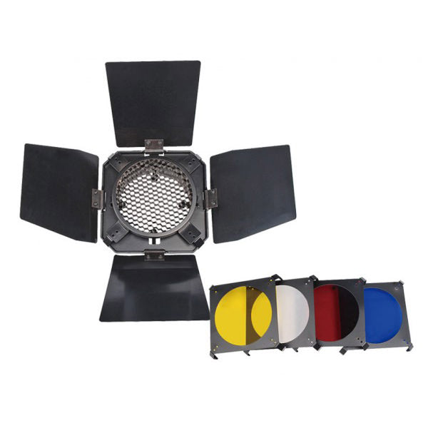 M-21 Barndoor Set - Broadcast Lighting