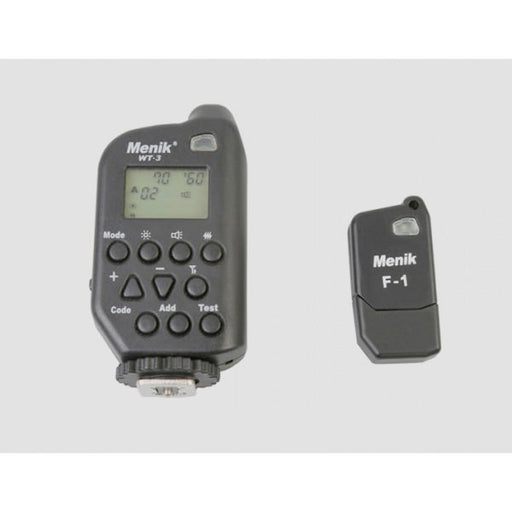 Menik WT-3 Wireless Flash Trigger with Receiver