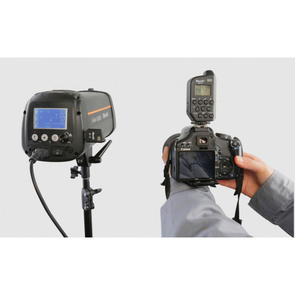 Menik WT-3 Wireless Flash Trigger with Receiver - Broadcast Lighting