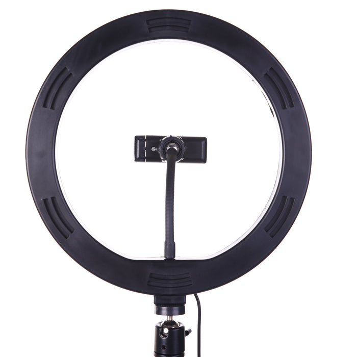 "Mircopro 10"" Bi-Colour LED Ring Light with Stand"
