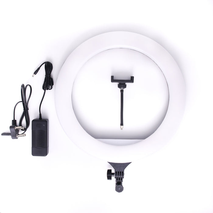 "Mircopro 18"" Bi-Colour LED Ring Light (Head Only)"