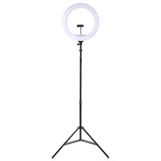 "Mircopro 18"" Bi-Colour LED Ring Light with Stand"
