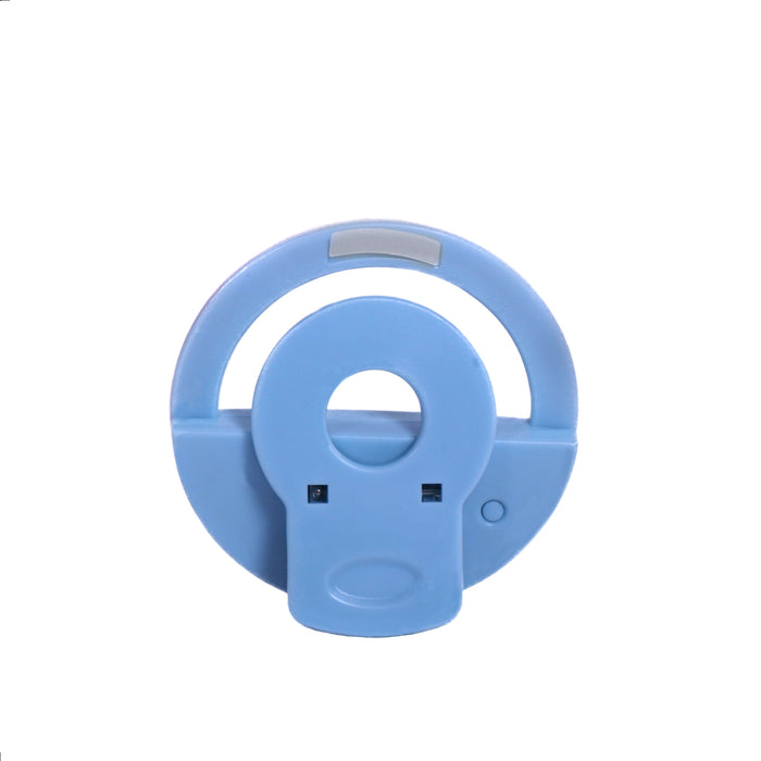 Selfie Ring Light - Blue - Broadcast Lighting