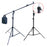 Multifunctional Boom Stand - Broadcast Lighting