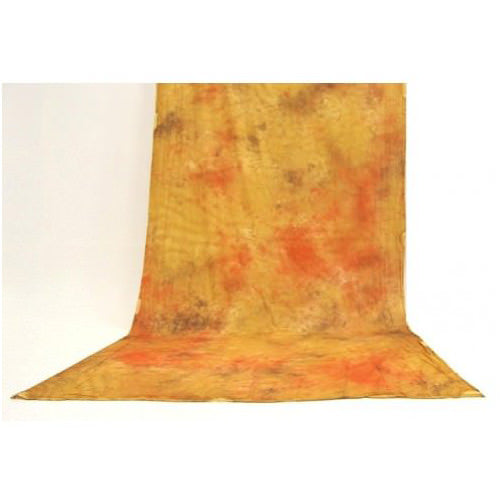 Muslin Multi Orange Backdrop Material 3x6m