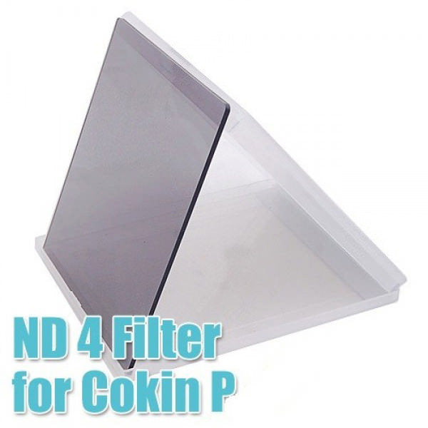 ND4 Square Filter - Broadcast Lighting