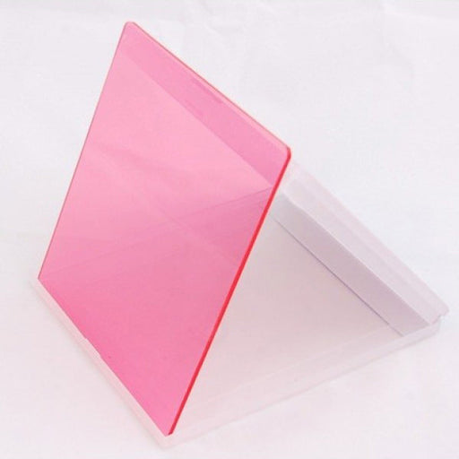 Square Filter - Pink Colour - Broadcast Lighting