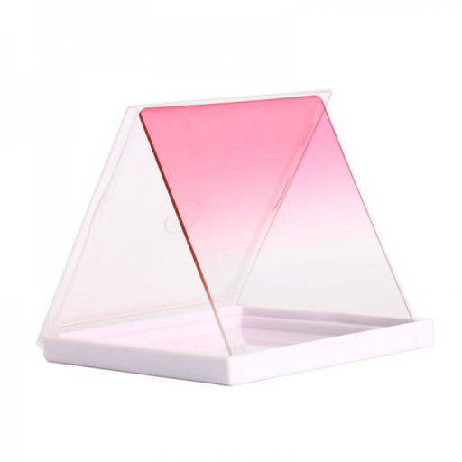 Square Filter - Pink Graduated Colour - Broadcast Lighting