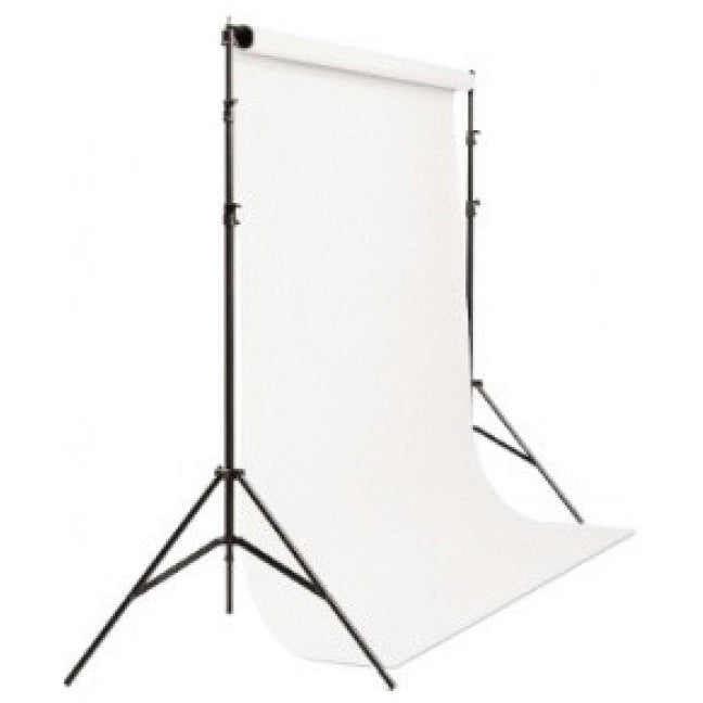 PVC White&Black Material 2.6x6m - Broadcast Lighting
