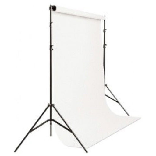 PVC White&Black Material 3.2x6m - Broadcast Lighting