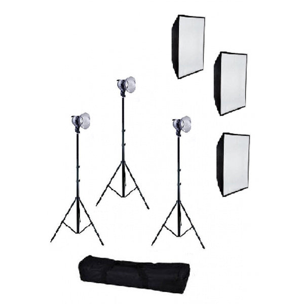QL1000 light kit A - Broadcast Lighting