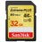 SanDisk 32GB Extreme Plus SD Memory Card 80MBs