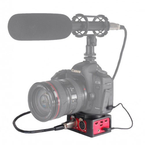 Saramonic SR-AX101 - Broadcast Lighting