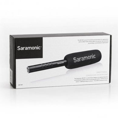 Saramonic SR-TM1 - Broadcast Lighting