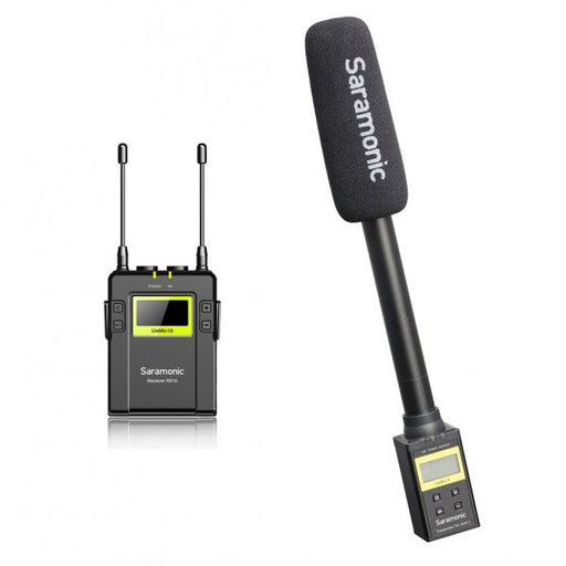 Saramonic SR-TM1 Wirless Rifle Mic Set - Broadcast Lighting