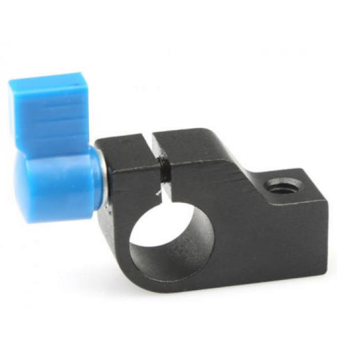 Sevenoak 15mm Rod Clamp Holder for DSLR Rig Rail Support - Broadcast Lighting