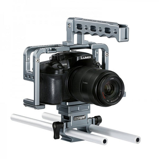 SK-GHC20 Cage Kit for Panasonic Lumix DMC-GH3, GH4 - Broadcast Lighting