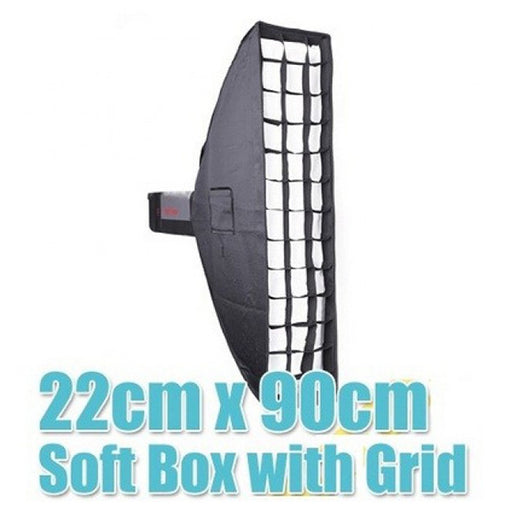 Soft Box 22 x 90 - Broadcast Lighting