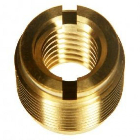 "Thread converter 1/4""female to 3/8""male"