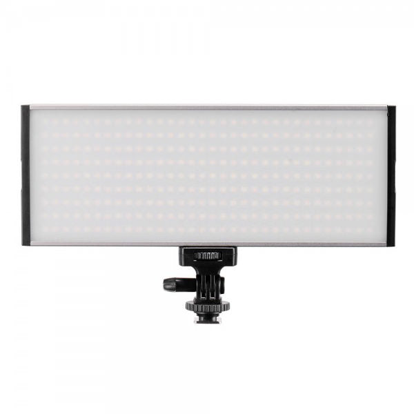Tolifo PT-30 Bi-Color LED On Camera Light Kit C - Broadcast Lighting