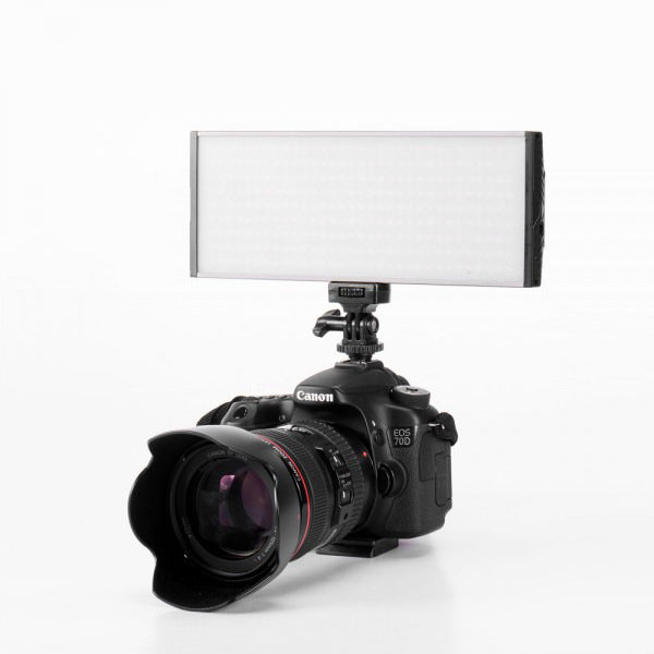 Tolifo PT-30 Bi-Color LED On Camera Light Kit C