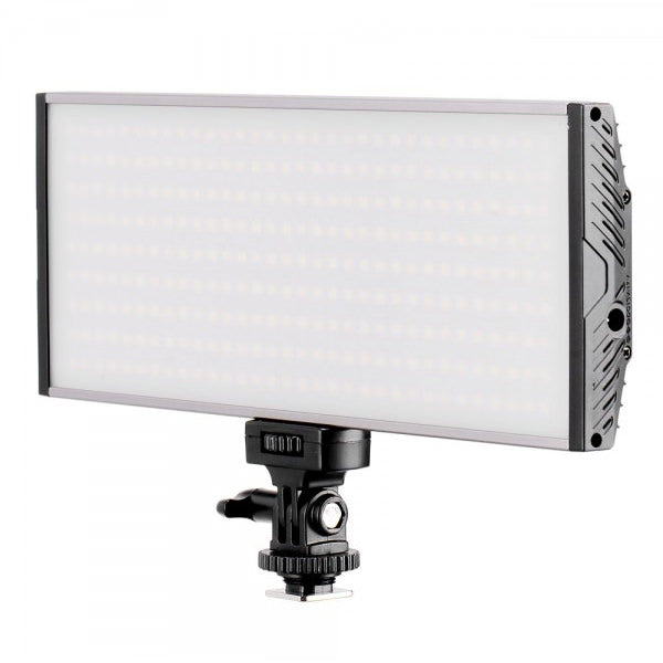 Tolifo PT-30 Bi-Colour LED Light with Batteries - Broadcast Lighting