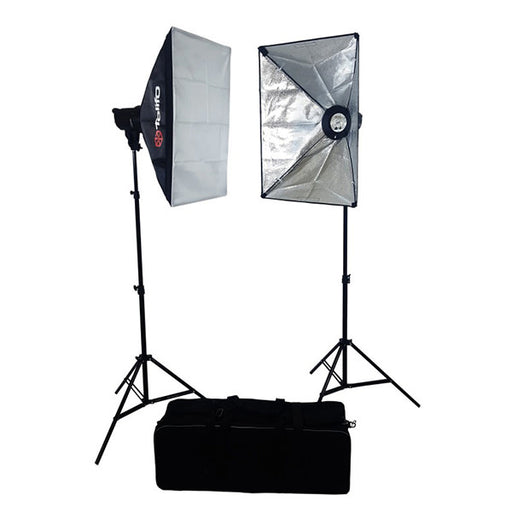 Tolifo Tornado Series T-180B 360W Flash Kit - Broadcast Lighting