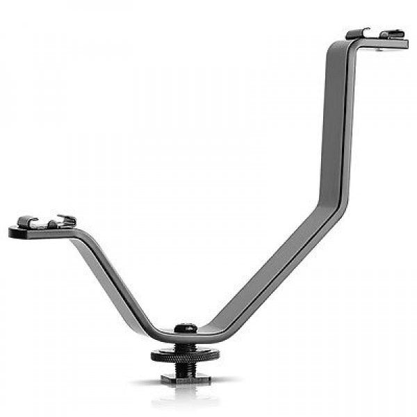 V-Type Dual Mount Lamp Bracket (12*9cm)