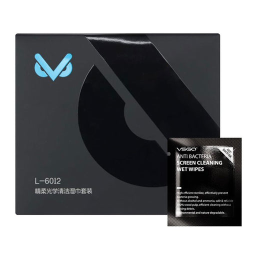 VSGO Anti Bacteria Wipes - Broadcast Lighting