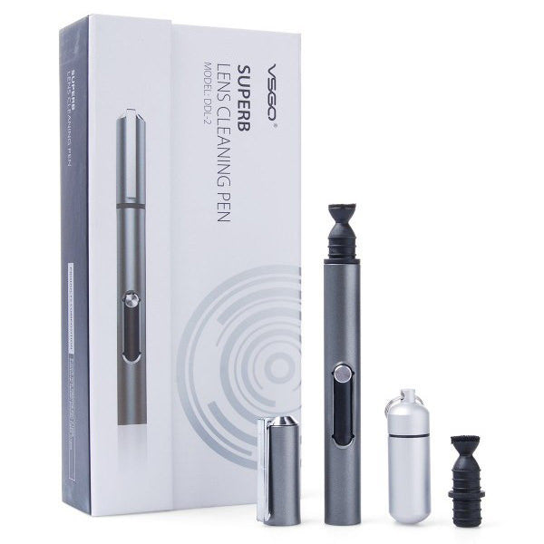 VSGO Camera Lens Cleaning Pen - Broadcast Lighting