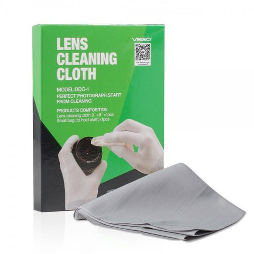 VSGO Microfiber Camera Lens , Screen Cleaning Cloth - Broadcast Lighting