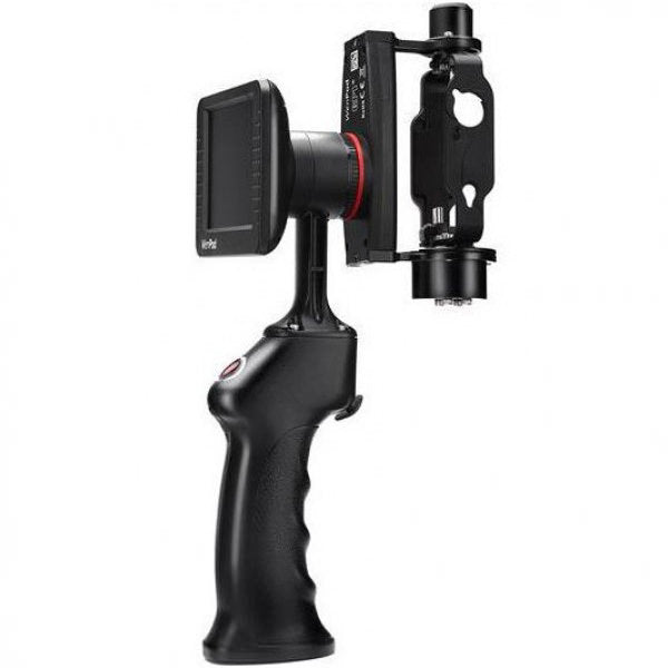 WenPod GP1+ 2-Axis Gimbal (GoPro HERO3, 3+ or 4) - Broadcast Lighting