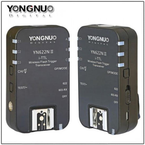 Yongnuo YN622II N Wireless Flash Trigger for Nikon