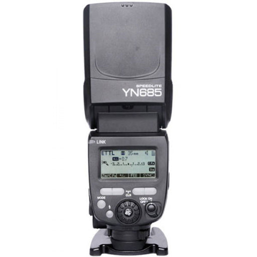 Yongnuo YN685 Wireless TTL Speedlite for Nikon - Broadcast Lighting