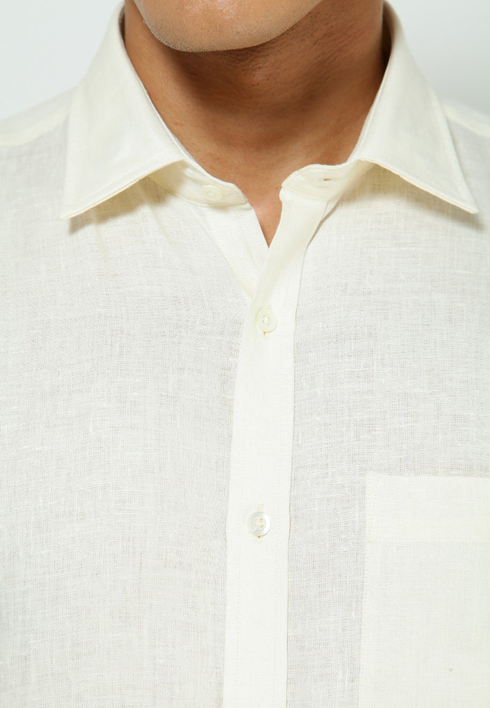 Turtle Pure Linen Shirt