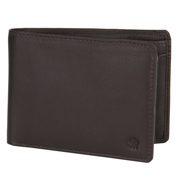 Turtle Leather Wallet
