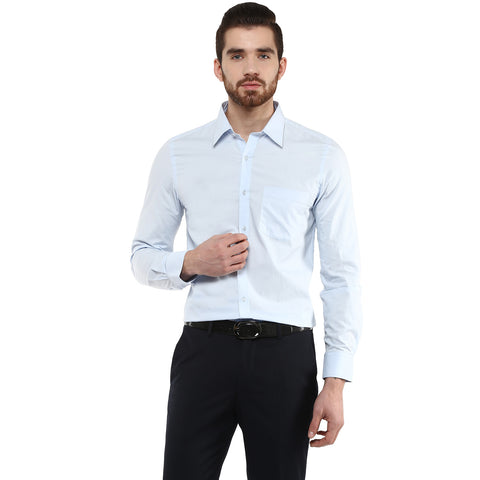 Turtle Plain Formal Shirt