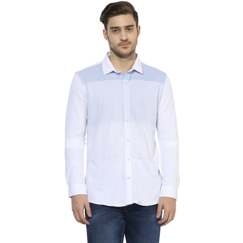 Turtle White Casual Fashion Shirt