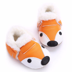 Soft Sole Fox Shoes