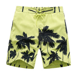 Palm Tree Print Boardshorts