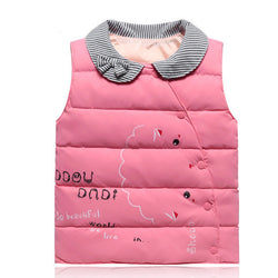 Warm Winter Vest Jacket