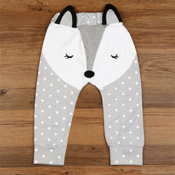 Fox Design Pants 100% Cotton