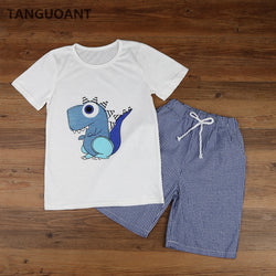 Dinosaur T-Shirt & Shorts Set