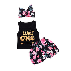 Wild One Tank Top & Pants Set