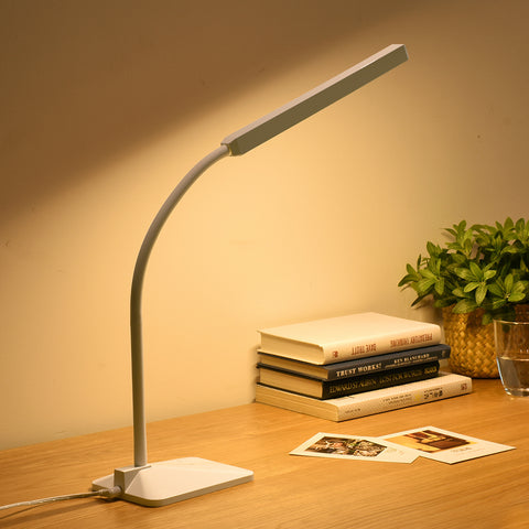 Eye Protection LED Desk Lamp 5-level Dimmer&Color
