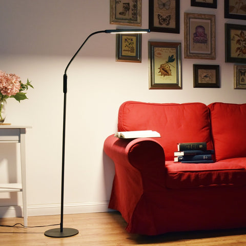 Nordic Eye-protective LED Floor Lamp 8W 5-level