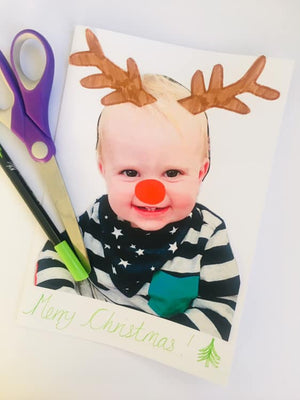 DIY Craft ideas for Baby's 1st Christmas.